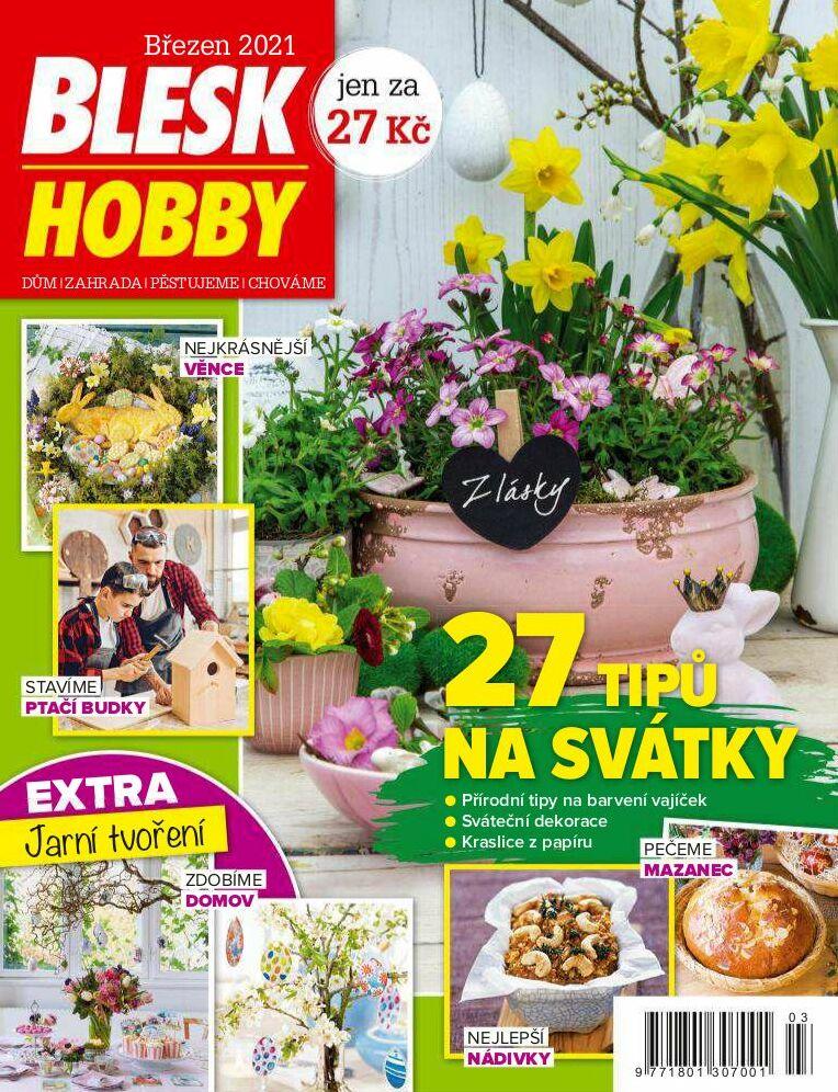 Blesk Hobby - 03/2021